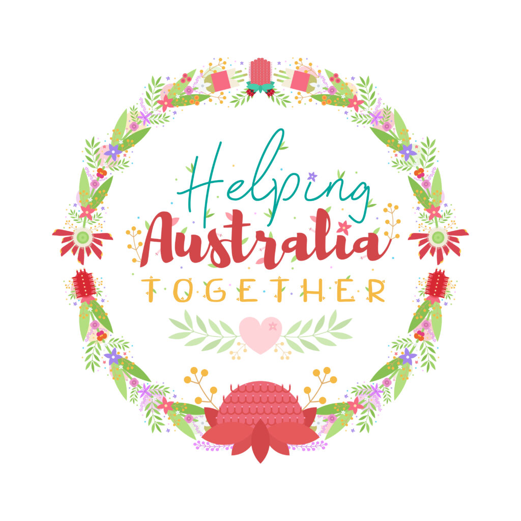 Helping Australia Together