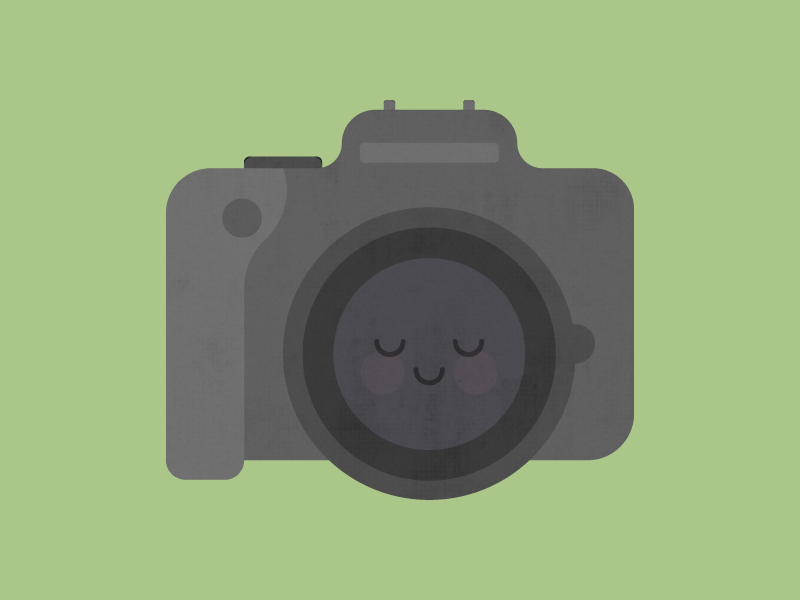 Cute Kawaii Camera
