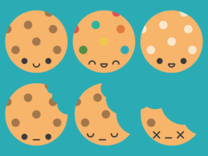 Cute Kawaii Cookies