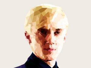 Draco & Lucius Malfoy