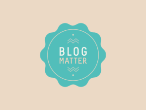 Blog Matter Logo & Website