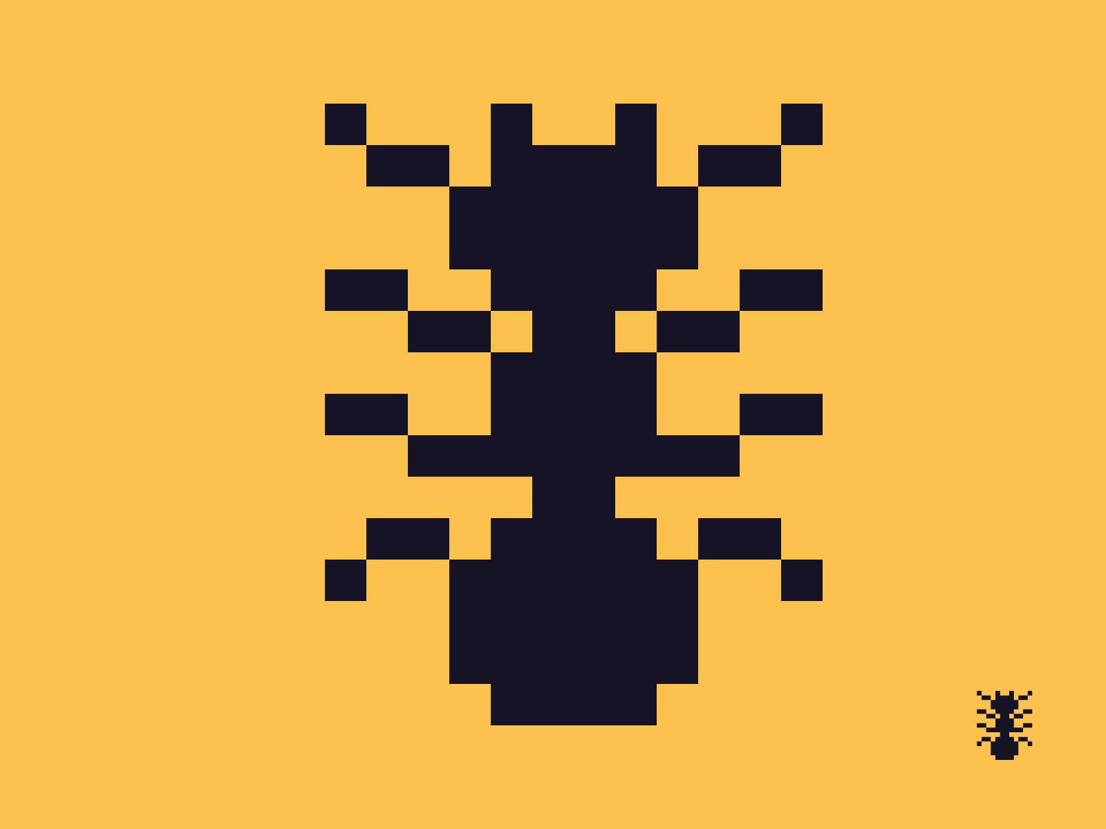 Ant Pixel