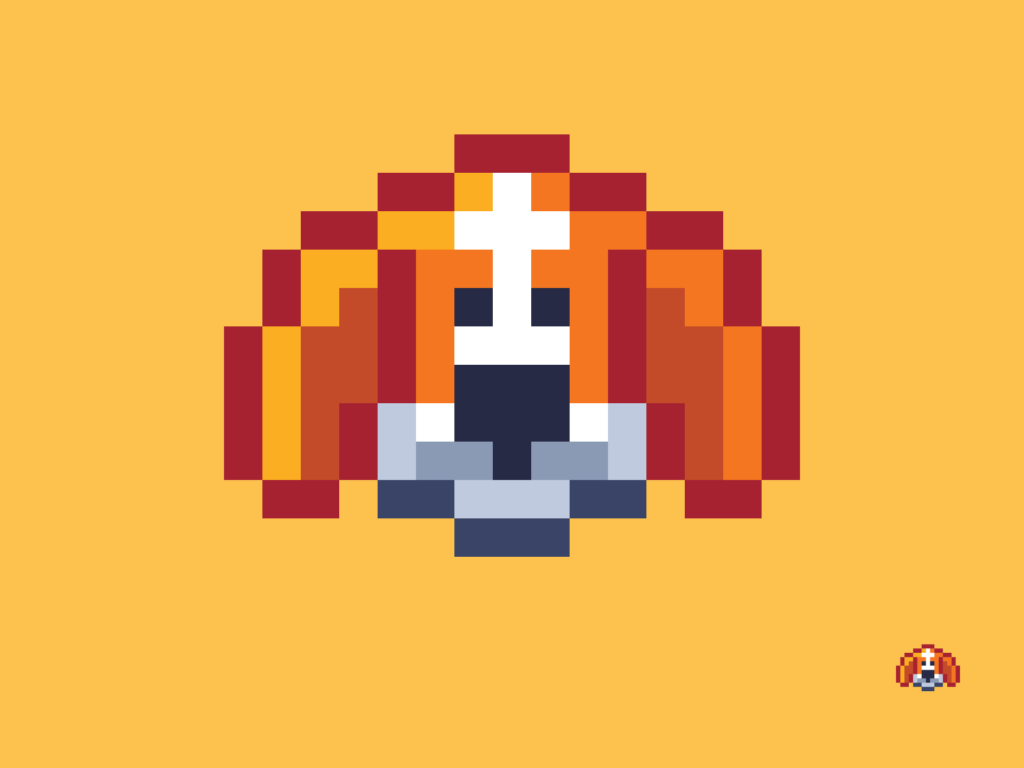 Little Dog Pixel