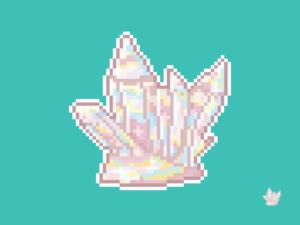 Crystal Pixel