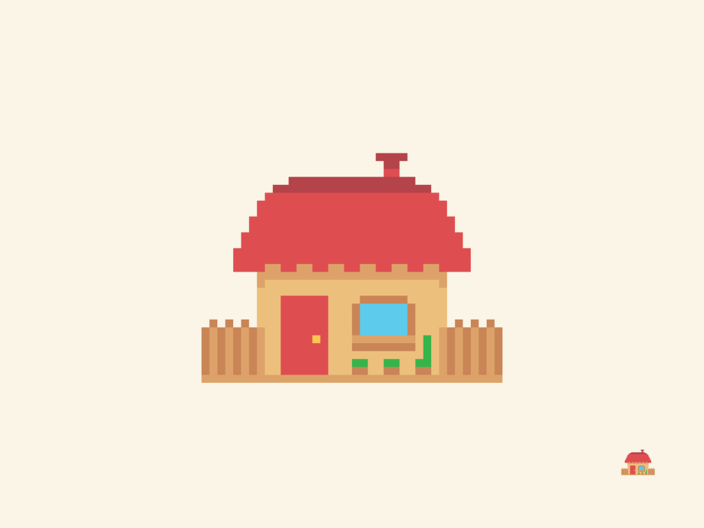 Home House Pixel