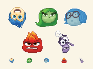 Inside Out Pixel