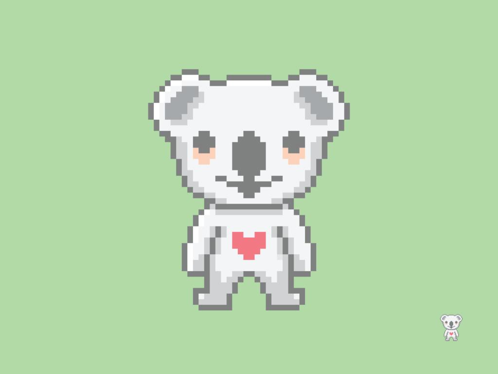 Koala Pixel