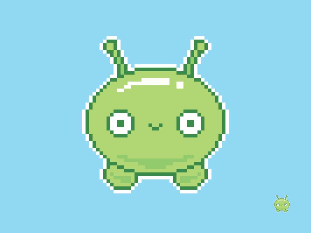 Mooncake (Final Space) Pixel