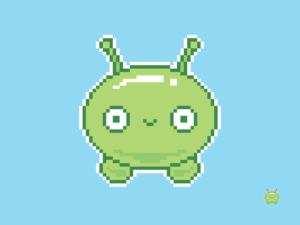 Mooncake (Final Space) Pixel