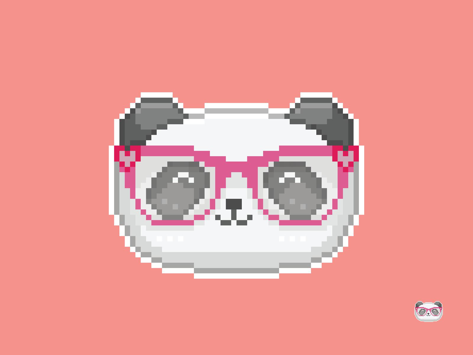 Panda Pixel