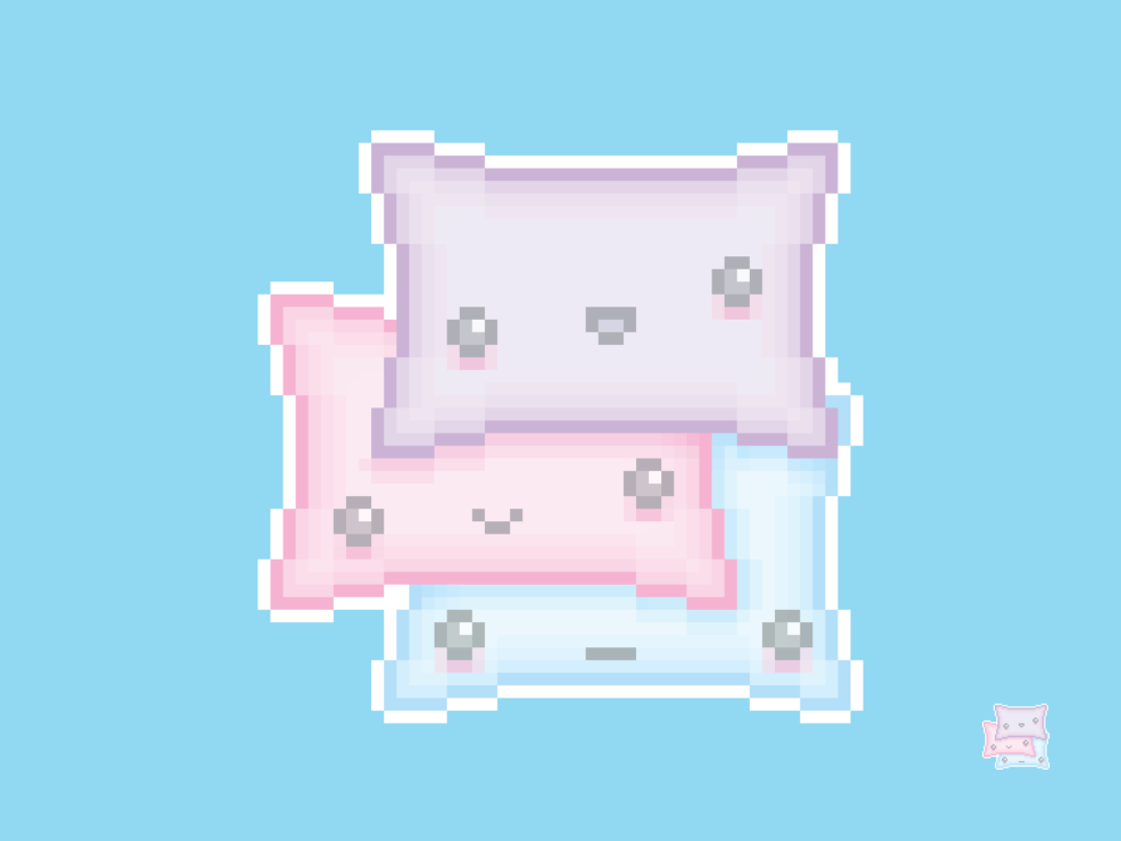 Pillows Pixel