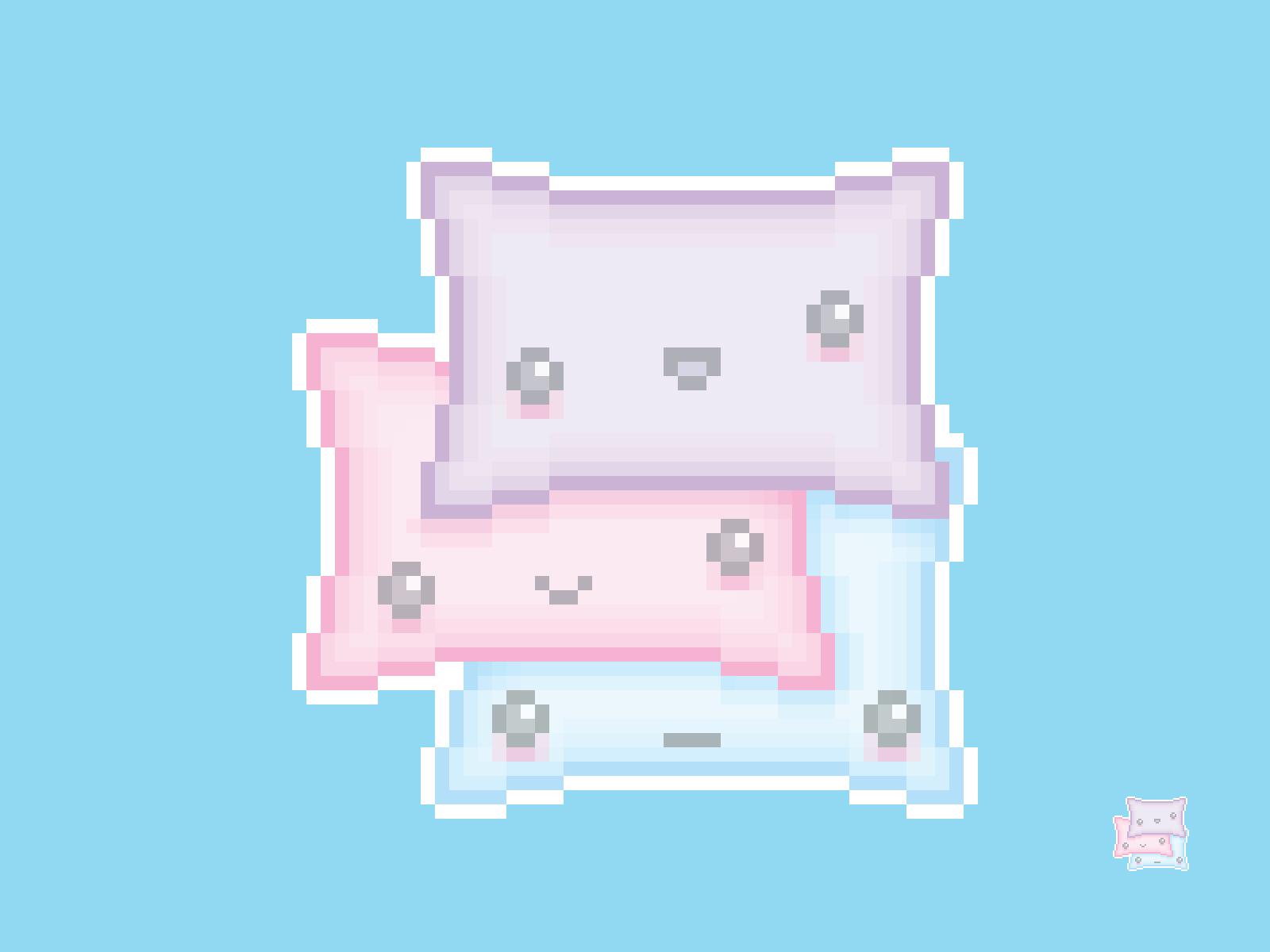 Pillows Pixel