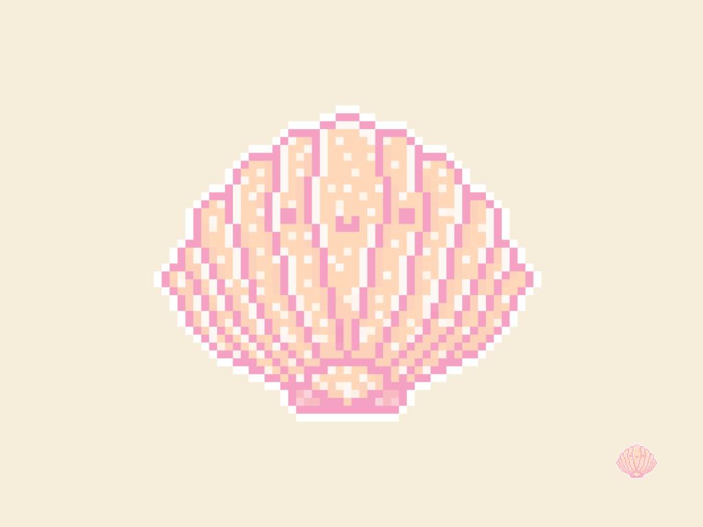 Seashell Pixel