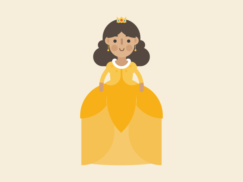 Cute Kawaii Princess