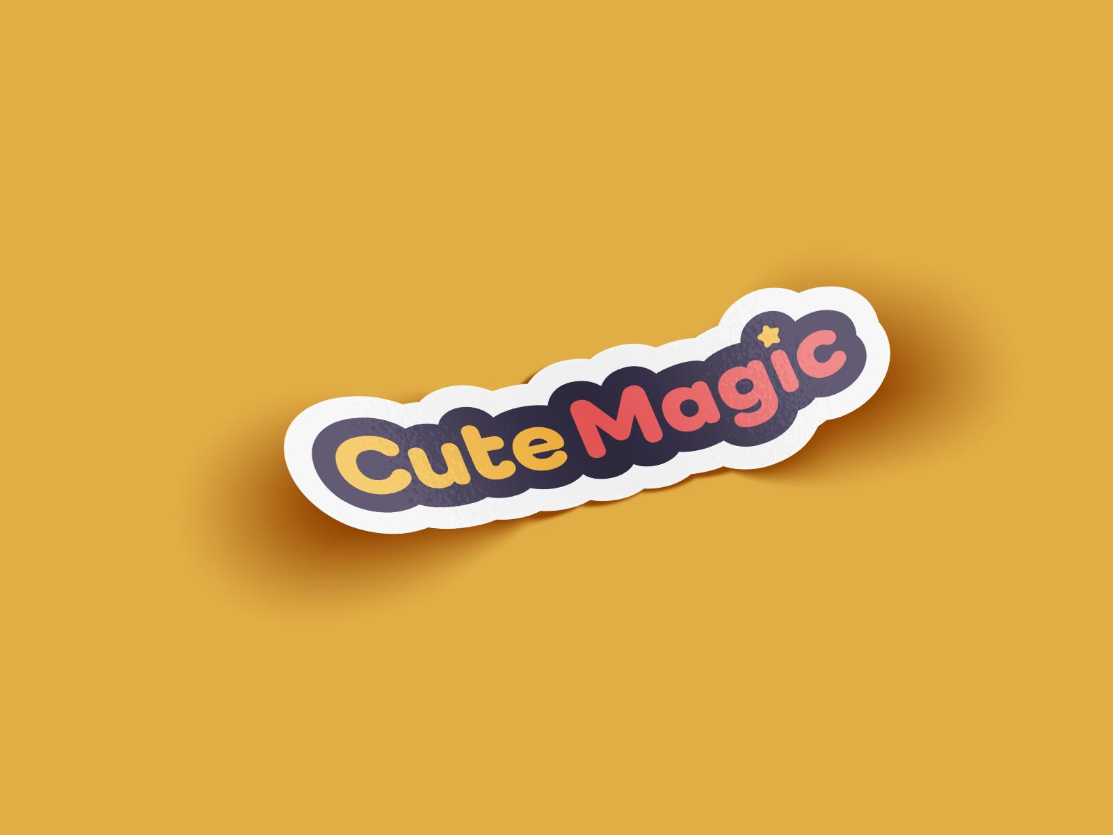 Cute Magic Logo & Website Design