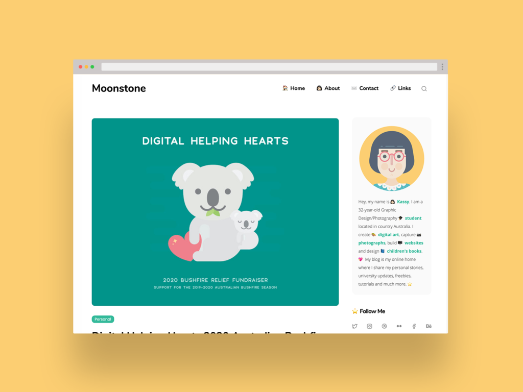 Moonstone Website