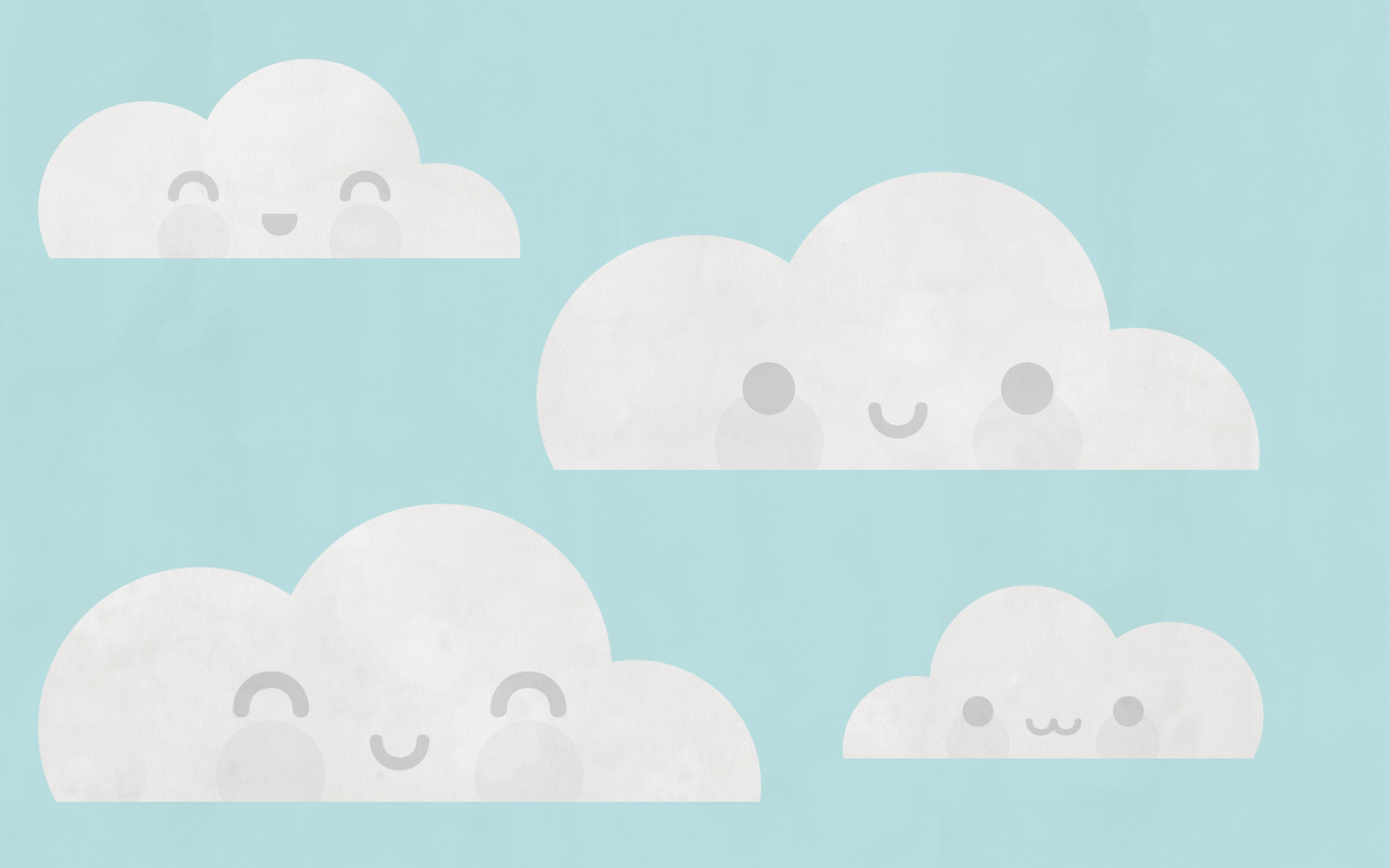Cute Kawaii Clouds (2015)