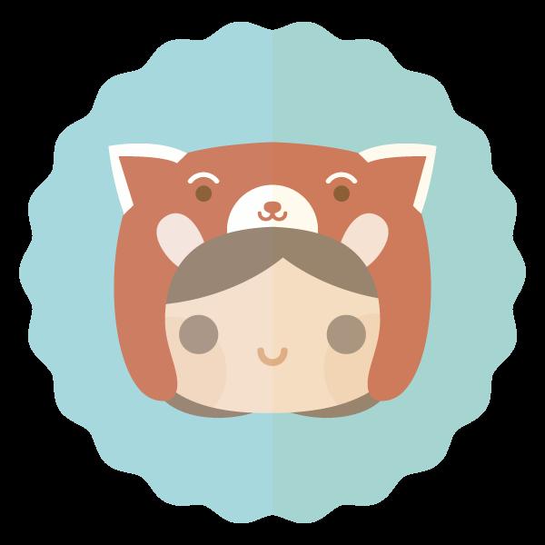 Cute Animal Hats Avatar Series