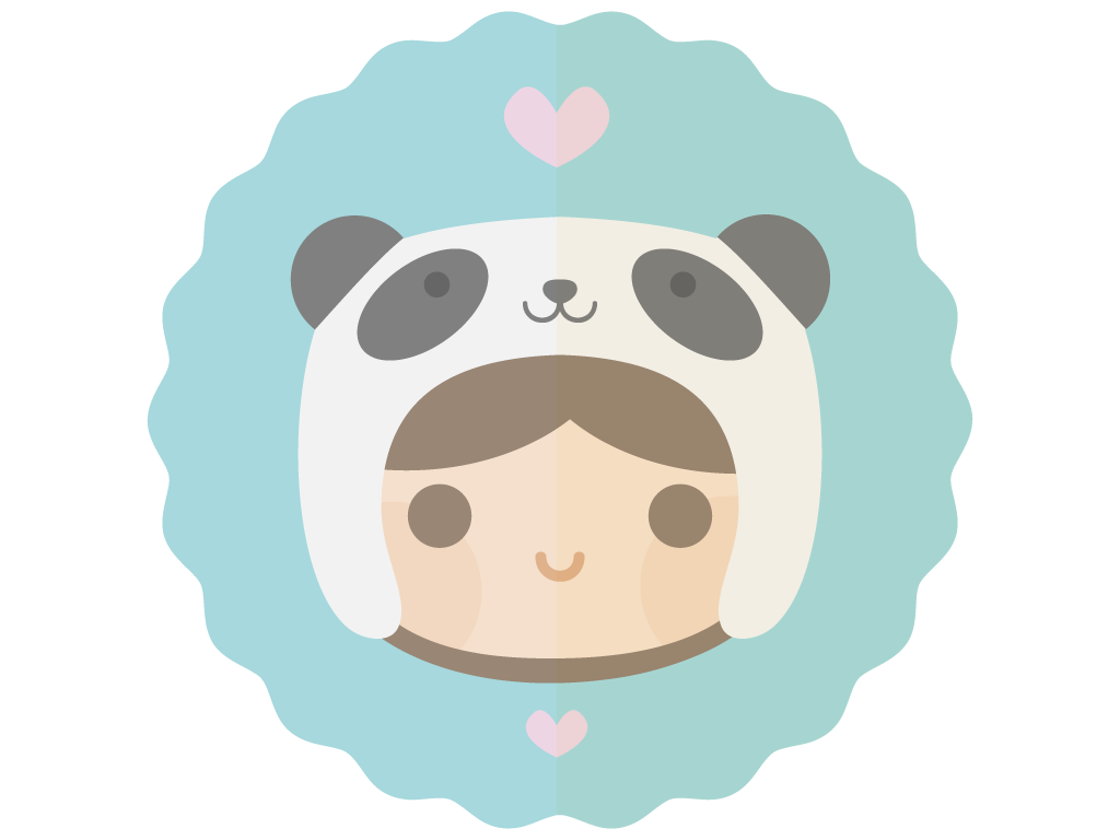 Cute Kawaii Animal Hats Avatar Series