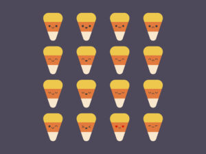 Candy Corn Emoji