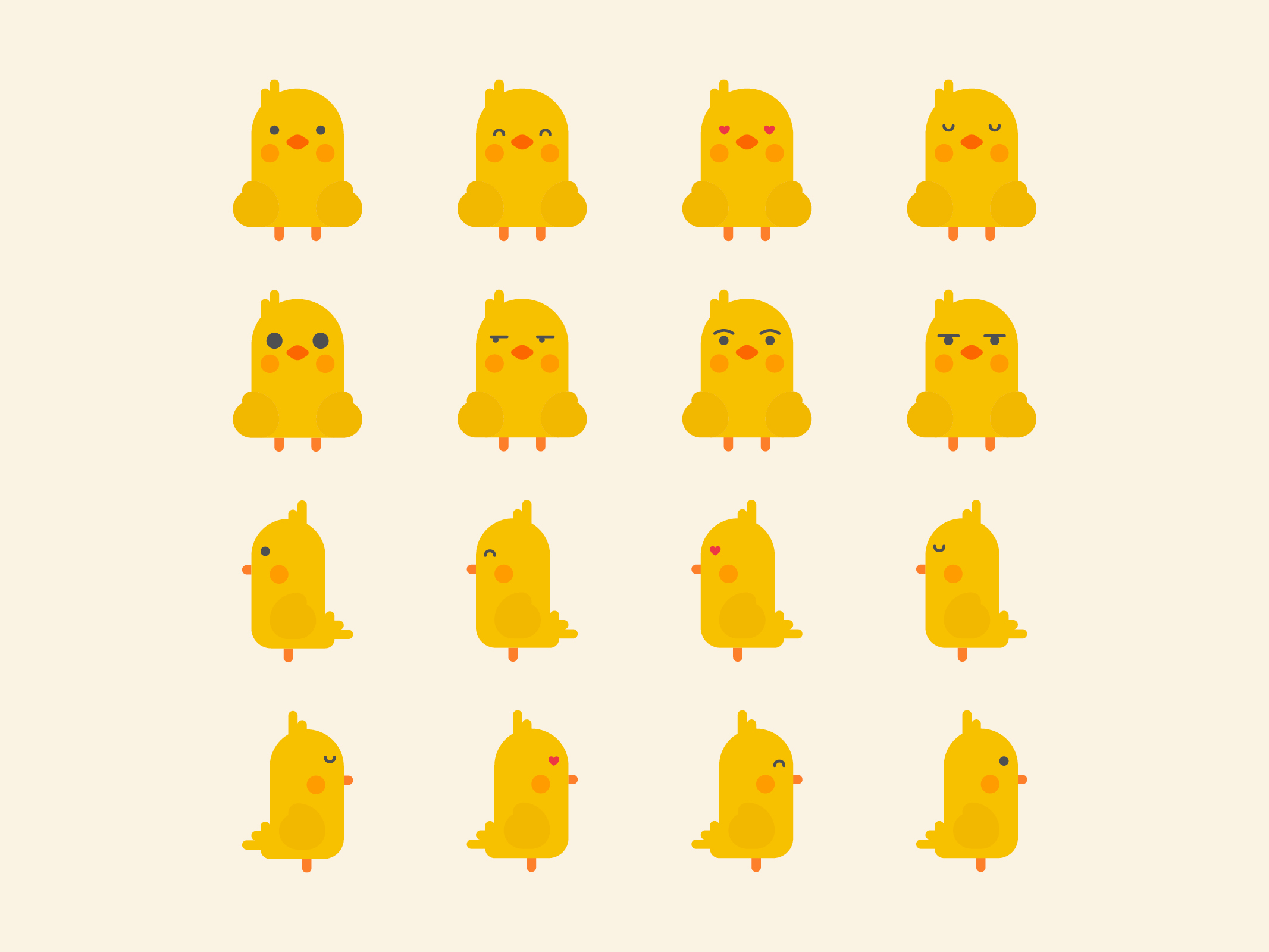 Chick Emoji