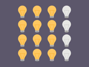 Light Bulb Emoji