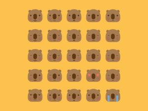 Wombat Emoji